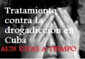 Tratamiento contra las adicciones en Cuba